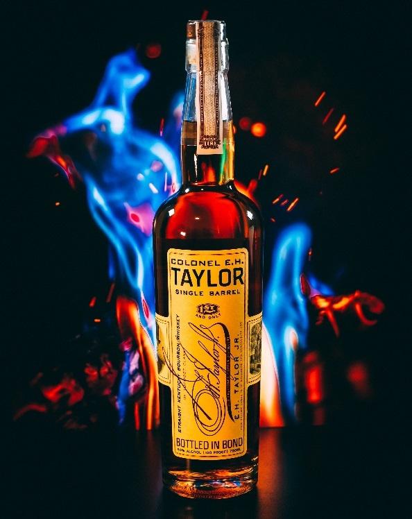 Colonel E.H. Taylor Jr. Small Batch Bourbon фото