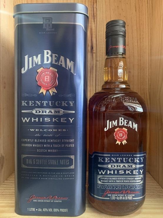 гибридный виски Джим Бим