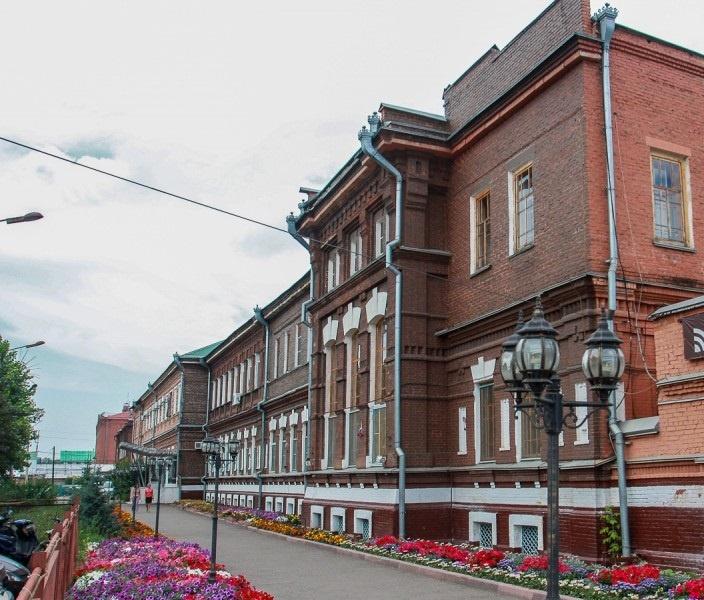 Мариинский ЛВЗ фото