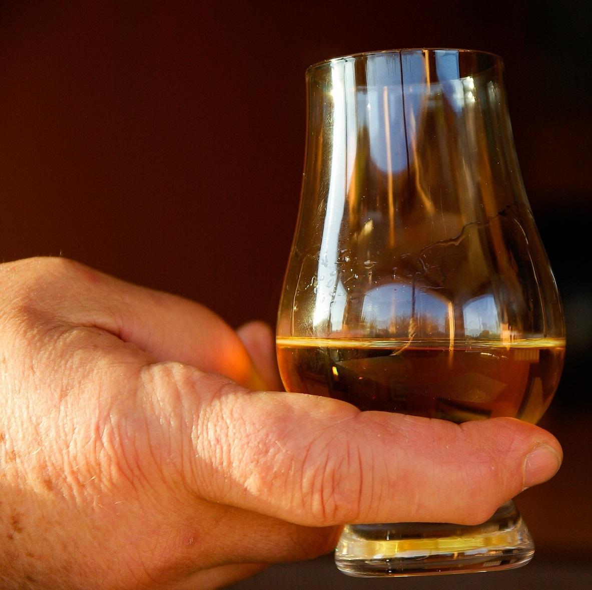 выдержанный элитный виски