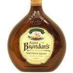 бутылка ликера Saint Brendans