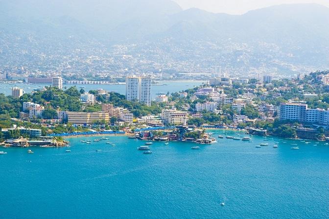 кукорт Акапулько фото