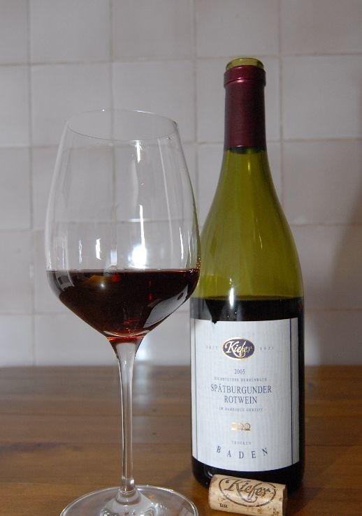 вино Шпетбургундер фото