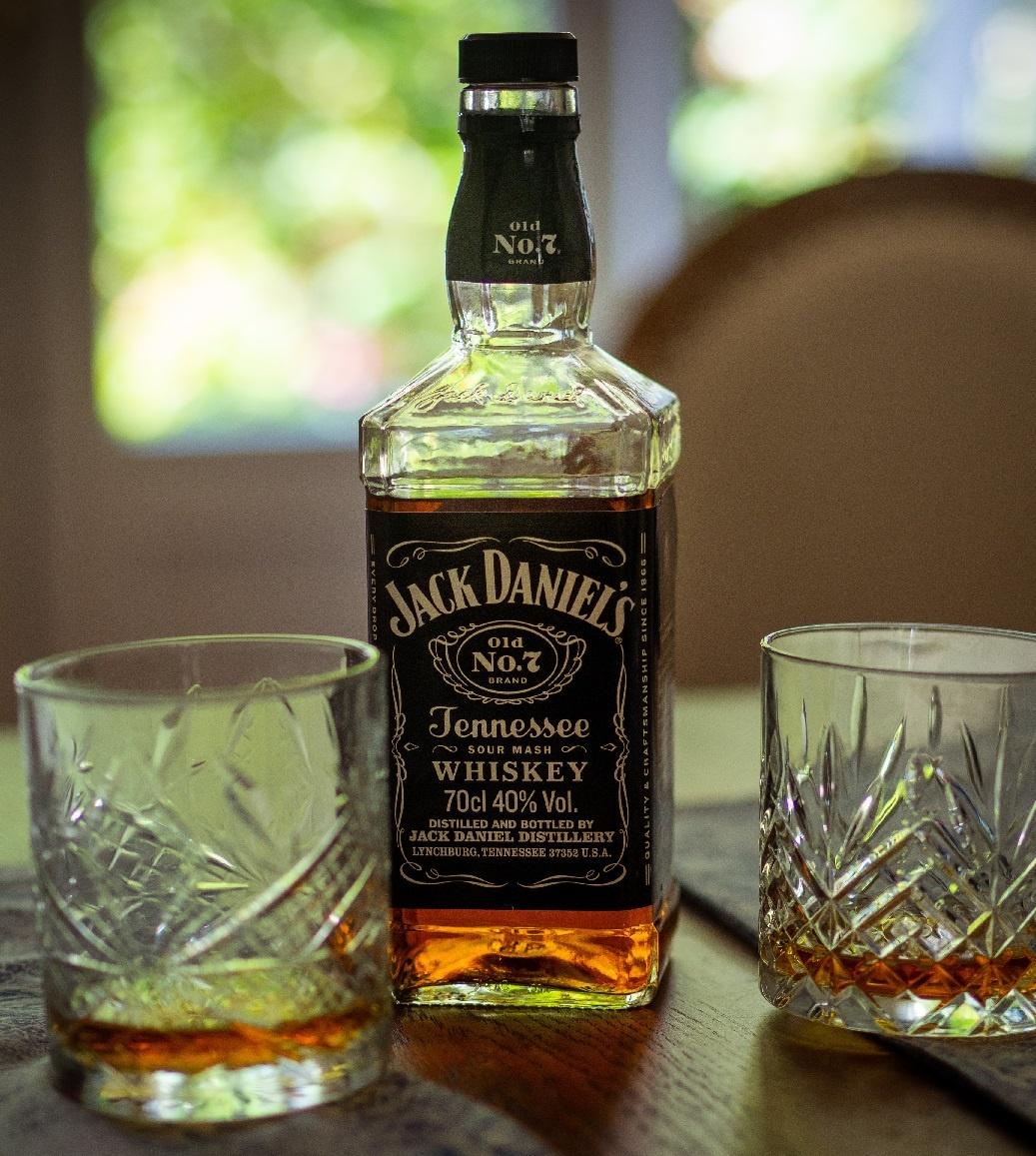 теннессийский виски Джек Дениэлс