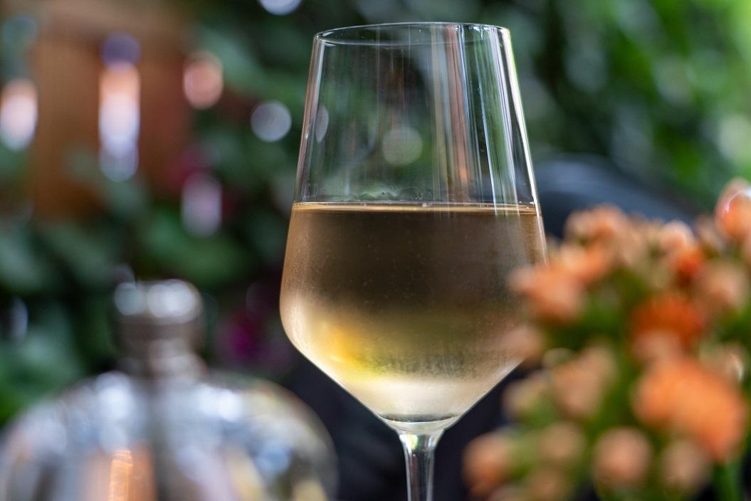 белое германское вино