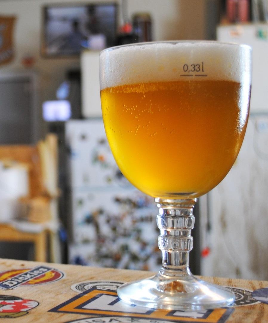 кислое бельгийское пиво фото