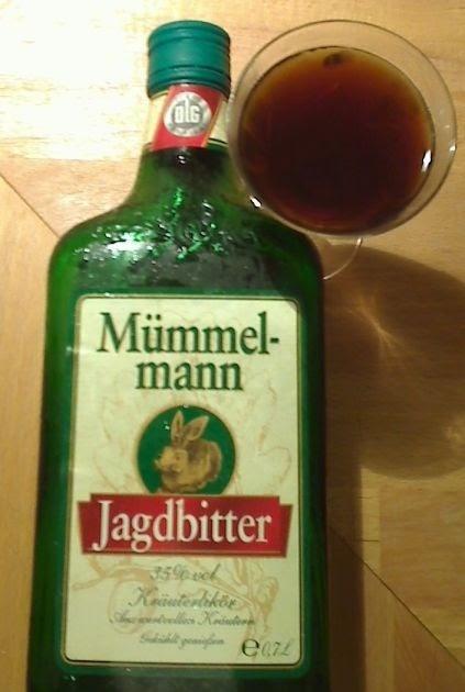 как пить Мюммельманн Ягдбиттер