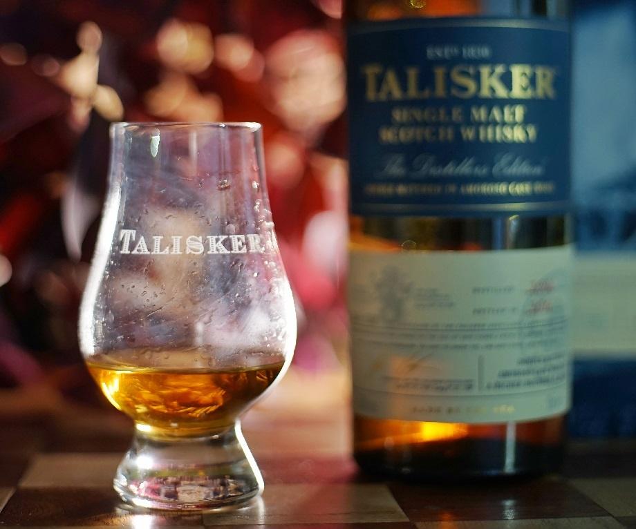 островной виски Talisker