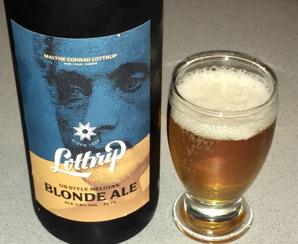 пиво блонд эль фото