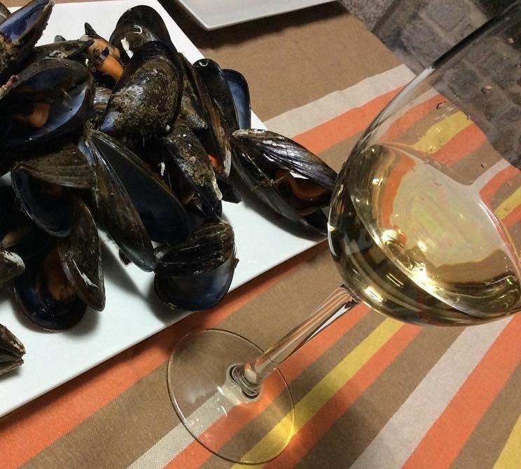 с чем пить вино Альбариньо