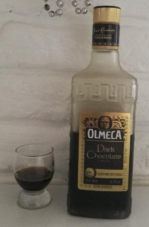 фото шоколадной текилы Ольмека