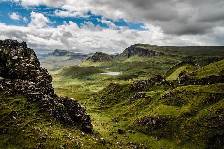 шотландский остров Айла