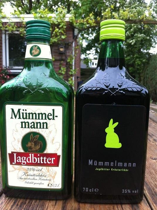 виды ликера Mummelmann Jagdbitter