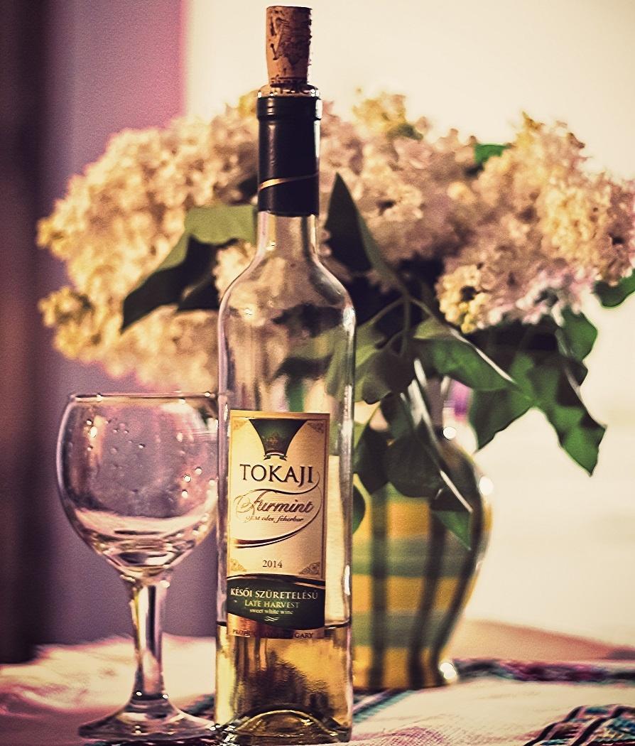 фото венгерского вина Токайй