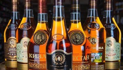 марки дагестанских коньяков